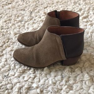 Madewell Charley ankle boot